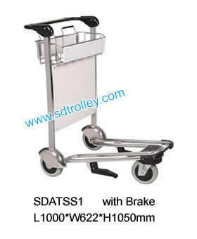 0415096f2fad Airport trolley, airport luggage cart Manufacturer China, For sale ...